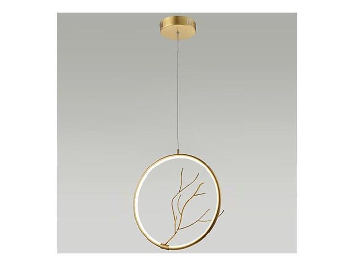 LED Żyrandol na lince DAVOS LED/16W/230V Lampa LED Kategoria Lampy wiszące Metal Styl Klasyczny