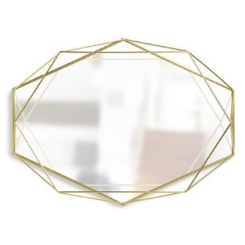 lustro PRISMA złote UMBRA