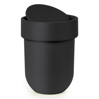 kosz na śmieci TOUCH czarny UMBRA