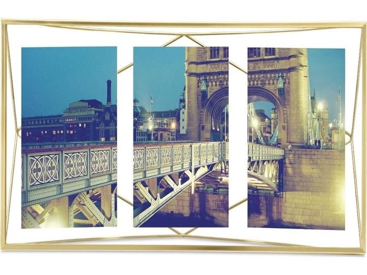Ramka na zdjęcia Prisma 48x23 cm miedziana v Metal Stojak na zdjęcia Kategoria Ramy i ramki na zdjęcia