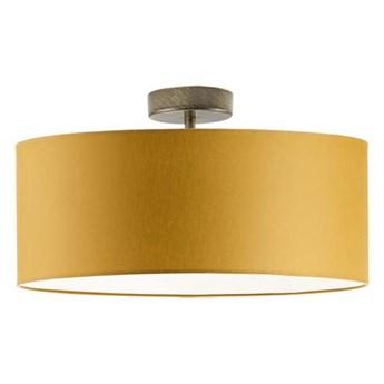 Lampa sufitowa WENECJA fi - 40 cm - kolor musztardowy WYSYŁKA 24H