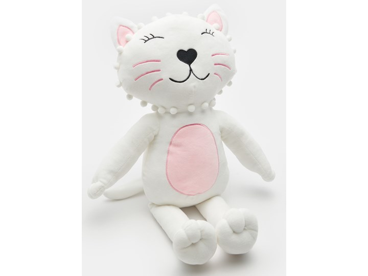 Sinsay - Przytulanka kotek - Różowy Kotki Kategoria Maskotki i pluszaki