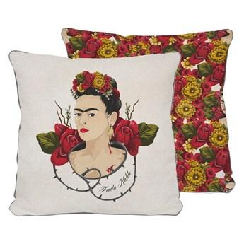 Poduszka Madre Selva Frida Roses, 45x45 cm