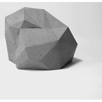 Rzeźba ogrodowa - PETRA - S (szara)