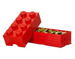Pojemnik Klocek Lego® Brick 8 (Czerwony) - LEGO®