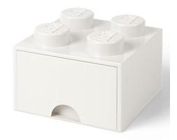 Szuflada Klocek Lego® Brick 4 (Biały) - LEGO®