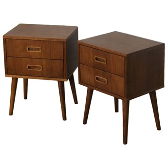 Para szafek nocnych Runo  , Pastform Furniture