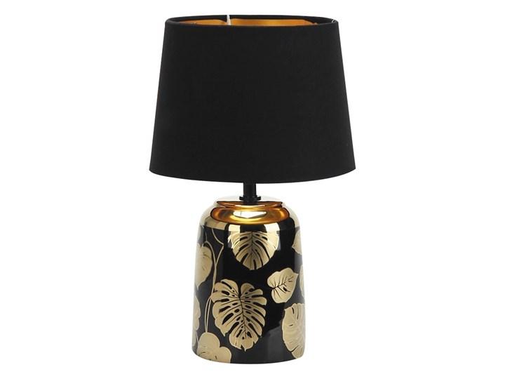 Rabalux 4549 - Lampa stołowa SONAL 1xE14/40W/230V Lampa z abażurem Wysokość 30 cm Kolor Czarny