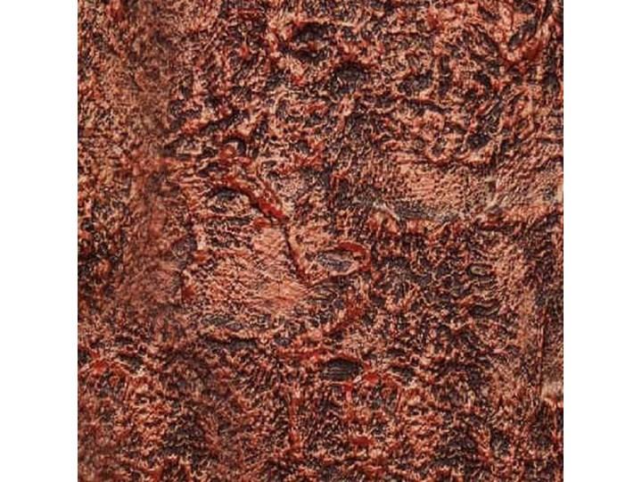 Copperra - artystyczna ekskluzywna wanna ze strukturą Akryl Długość 170 cm Wolnostojące Owalna Kategoria Wanny