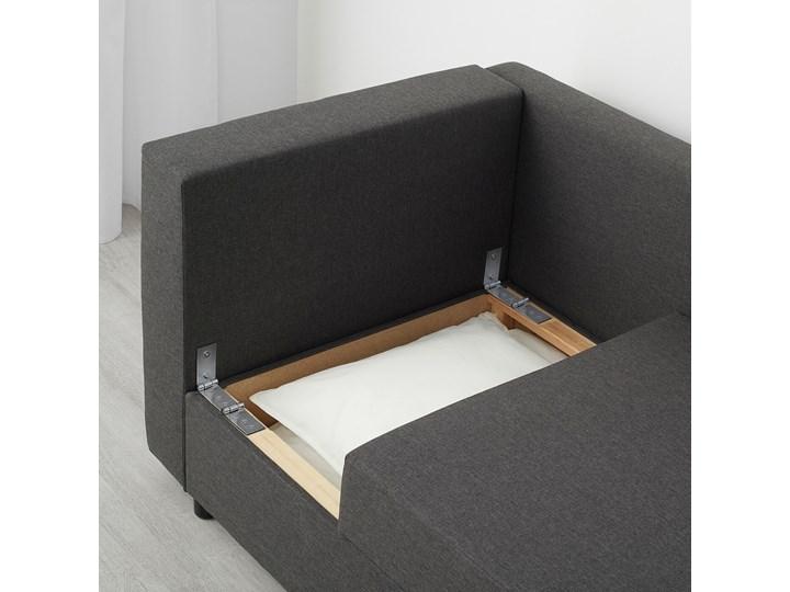 BYGGET Leżanka/sofa rozkładana Szerokość 149 cm Pomieszczenie Salon Głębokość 91 cm Stała konstrukcja Styl Nowoczesny