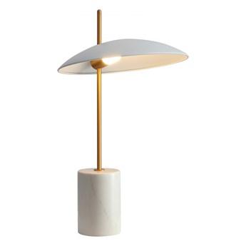Lampa stołowa Vilai TB-203342-1-WH ITALUX TB-203342-1-WH | SPRAWDŹ RABAT W KOSZYKU !