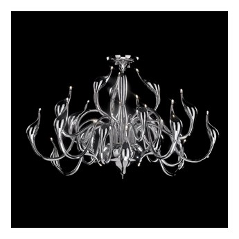 Lampa wisząca Swan MX8098-24A CH ITALUX MX8098-24A CH