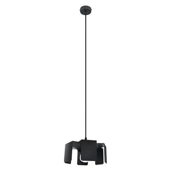 Lampa wisząca TULIP czarna SL.0667 SOLLUX SL.0667