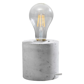Lampa biurkowa SALGADO beton SL.0680 SOLLUX SL.0680