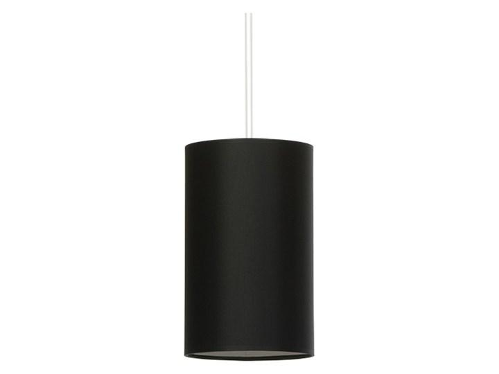 Lampa wisząca OTTO 15 czarna SL.0742 SOLLUX SL.0742 Stal Metal Tkanina Szkło Ilość źródeł światła 1 źródło