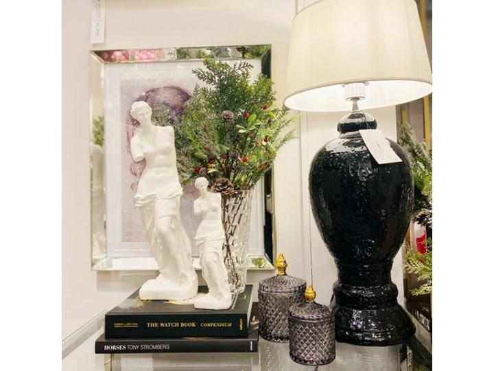 POPIERSIE DEKORACYJNE Duże BIAŁE ATENA 13x12x46 cm Kolor Biały Kategoria Figury i rzeźby