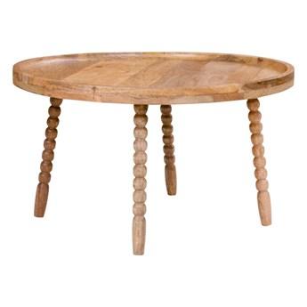 Stolik z drewna mangowca House Nordic Jammu