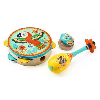 Zestaw instrumentów muzycznych dla dzieci Djeco