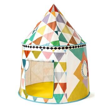 Kolorowy namiot dziecięcy Djeco
