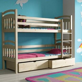 Łóżko piętrowe PIOTR wiele rozmiarów i kolorów
