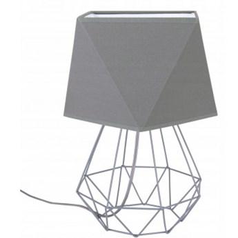 Lampka Nocna z Abażurem w Stylu Loft