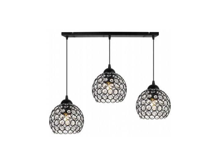 Nowoczesna Lampa Wisząca Szklana w Stylu Art-Deco Lampa LED Lampa z kloszem Metal Szkło Kategoria Lampy wiszące