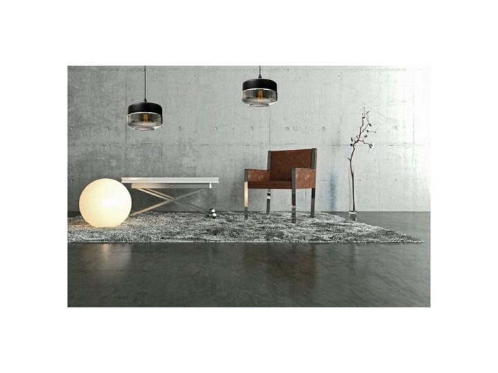 Nowoczesna Lampa Wisząca ze Szklanym Kloszem w Stylu Loft Metal Lampa z kloszem Szkło Lampa LED Styl Industrialny