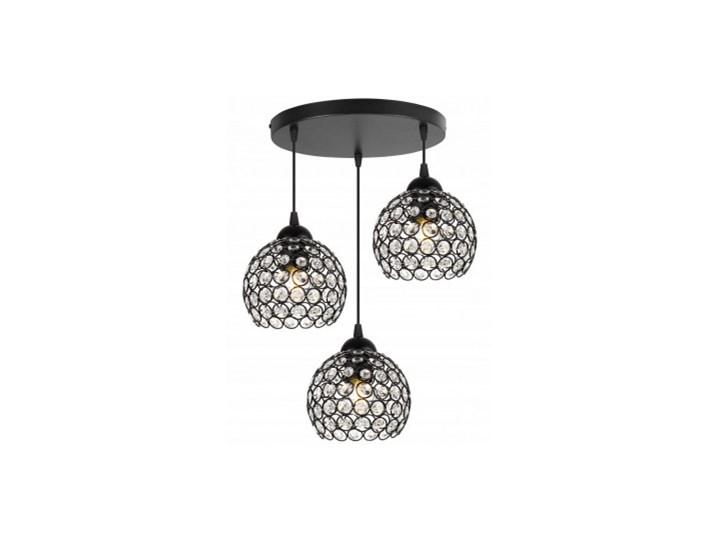 Nowoczesna Regulowana Lampa Wisząca z Metalu i Szkła