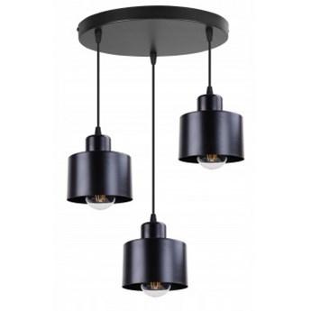 Lampa Sufitowa Wisząca Nowoczesna z Metalowymi Kloszami