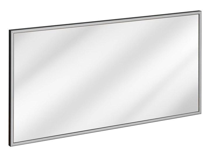 Lustro Alice 120 cm Pomieszczenie Łazienka Prostokątne Ścienne Lustro z ramą Kategoria Lustra