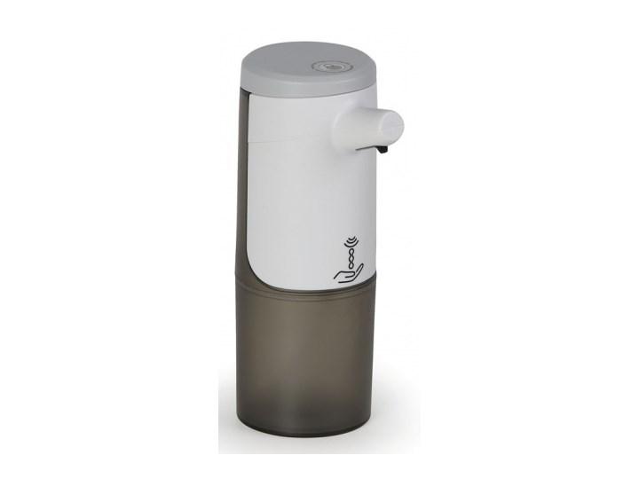 Automatyczny dozownik na mydło w żelu, 450 ml Kategoria Mydelniczki i dozowniki Plastik Dozowniki Kolor Biały