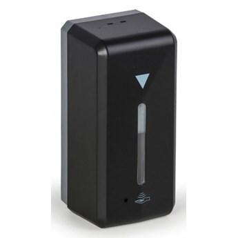 Automatyczny dozownik na mydło, czarny