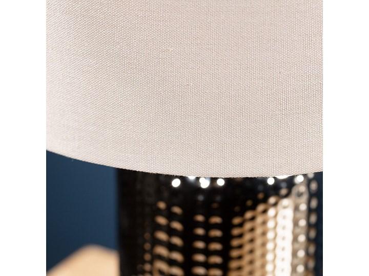 Lampa stołowa Iva 41,5cm, 41,5 cm Lampa z kloszem Styl Klasyczny