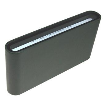 LED Kinkiet zewnętrzny FLOW LED/12W/230V IP54 zielony