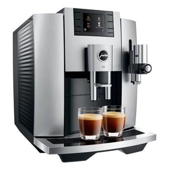 Ekspres do kawy Jura E8 Moonlight Silver (EB) Nowa Generacja!
