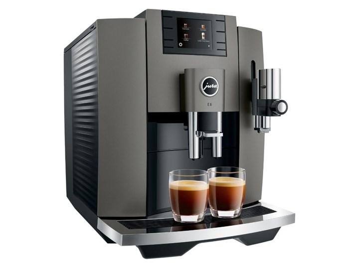Ekspres do kawy Jura E8 Dark Inox (EB) Nowa Generacja!