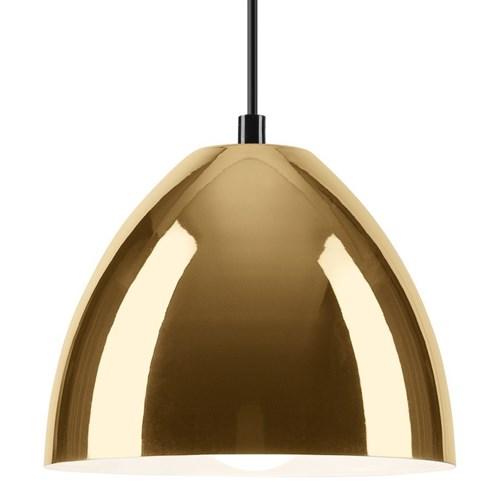 MIA lampa wisząca 3-punktowa listwa złota / czarna