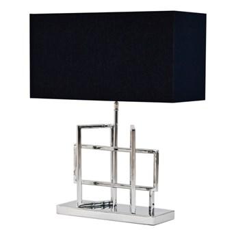Wyjątkowa lampa w stylu glamour do salonu TOBI