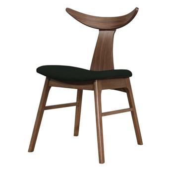 SELSEY Zestaw dwóch krzeseł drewnianych Henrico zieleń