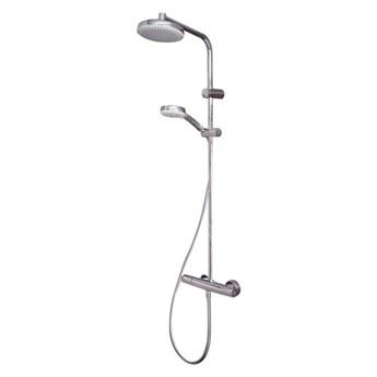 Kolumna prysznicowa Hansgrohe My Club śr. 18 cm z baterią termostatyczną