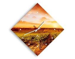 Zegar ścienny - Delikatnie owocowe z nutą słońca