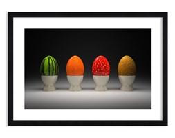 Obraz w ramie - Owocowe śniadanie