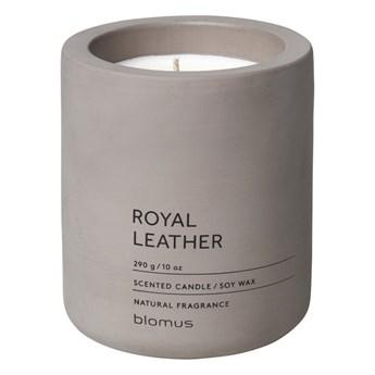 Świeczka sojowa o zapachu skóry Blomus Fraga, 55 h