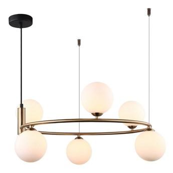 Lampa wisząca Amily MDM-3974/6 BRO ITALUX MDM-3974/6 BRO | SPRAWDŹ RABAT W KOSZYKU !