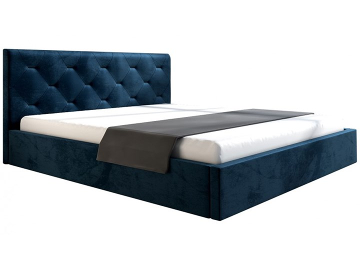 Łóżko tapicerowane SUNNY SLIM 160X200 z pojemnikiem Rozmiar materaca 120x200 cm Rozmiar materaca 160x200 cm