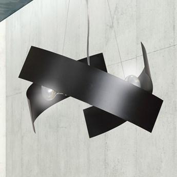 MODO BLACK 585/2 nowoczesna lampa wisząca unikalny design czarna