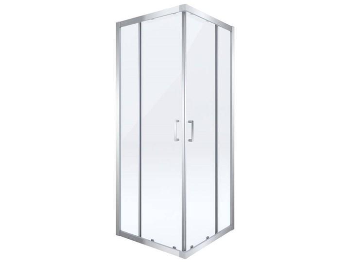 Deante Cito z powłoką 80cm kabina kwadratowa Rodzaj drzwi Rozsuwane Szerokość 80 cm Kategoria Kabiny prysznicowe