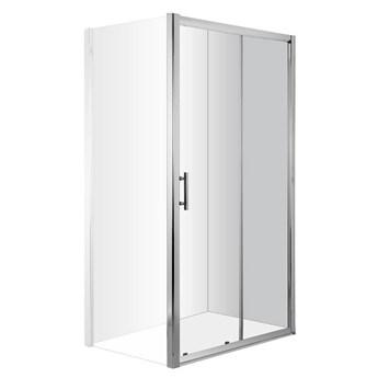 Deante Cynia Drzwi wnękowe przesuwne 140x200 cm