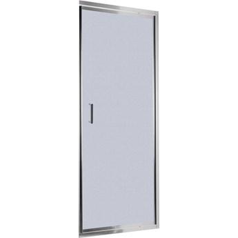 Deante Flex Drzwi wnękowe uchylne 80 cm, szkło szronione