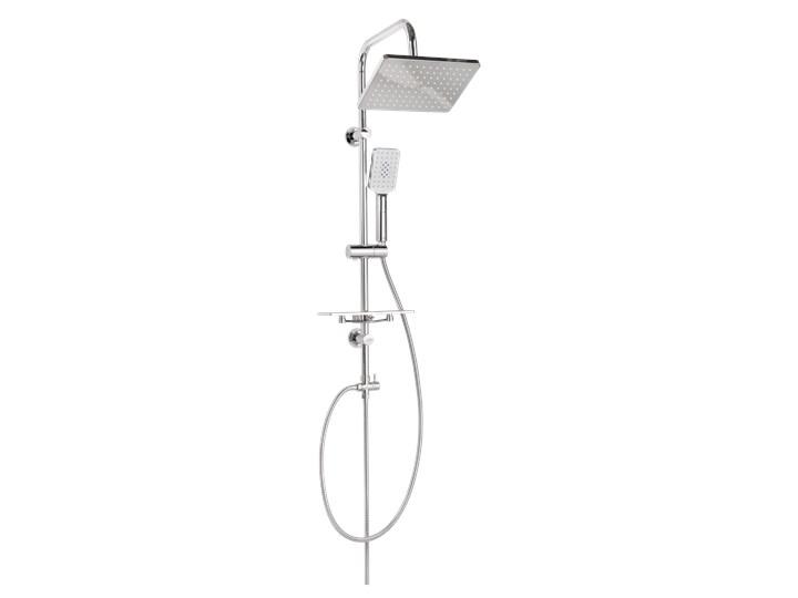 DESZCZOWNIA NYKS INVENA TREND Kategoria Zestawy prysznicowe Wyposażenie Z słuchawką
